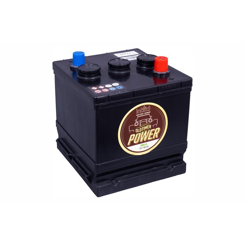 intAct OLDTIMER 06612 6V 66Ah 360A (EN) akumuliatorius
