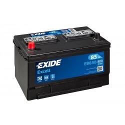 EXIDE EB858 85Ah 800A (EN) akumuliatorius