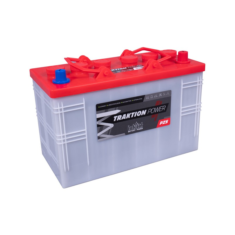 intAct 12TP90 Traction Power PZS 120Ah battery