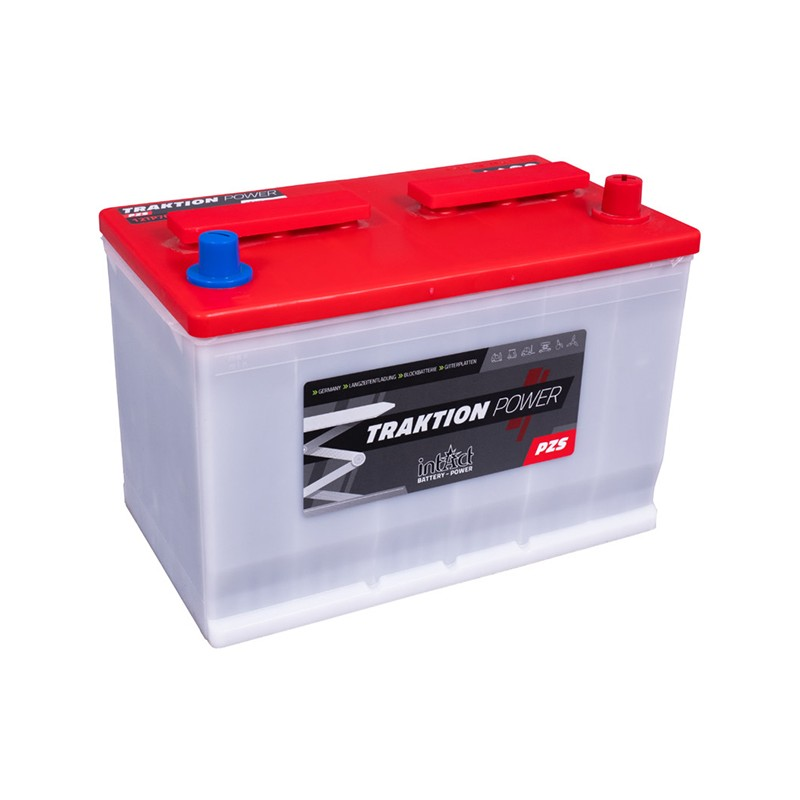 intAct 12TP70 Traction Power PZS 90Ah battery