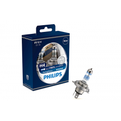 Lemputė PHILIPS H4 12V 60/55W (12342 RVS2)