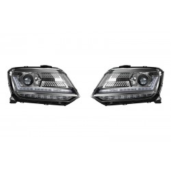 Headlights OSRAM LEDHL107-BK LHD (2 pcs.) VW Amarok