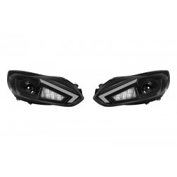 Headlights OSRAM LEDHL105-BK LHD (2 pcs.) Ford Focus Mk3