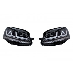Headlights OSRAM LEDHL103-BK LHD (2 pcs.) VW Golf VII