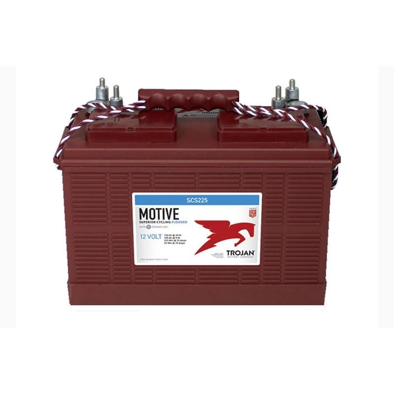 TROJAN SCS225 130Ач тяговый аккумулятор