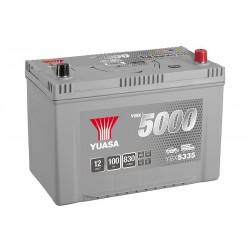 YUASA YBX5335 Silver 95Ah 830A battery