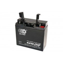 OUTDO (HUAWEI) YB19L-BS (MF) AGM 12V, 19Ah akumuliatorius