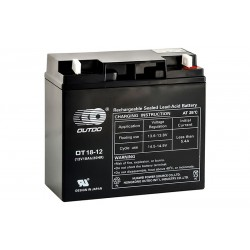 OUTDO (HUAWEI) OT18-12 18Ah 12V battery