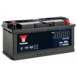 YUASA YBX9020 105Ah AGM akumuliatorius