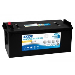 EXIDE GEL ES2400 210Ah battery