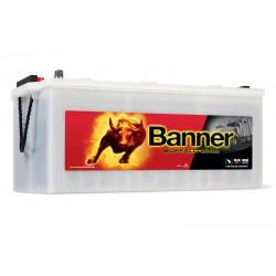 Banner 225Ah 1050A Buffalo Bull akumuliatorius 12V 517x273x212/240mm