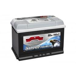 SZNAJDER SILVER PREMIUM 58035 80Ah battery