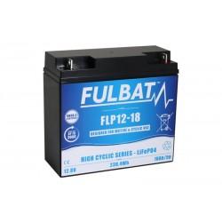 FULBAT FLP12-18 12.8V 18Ah Lithium Ion akumuliatorius