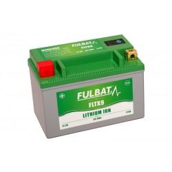 FULBAT FLTX9 12.8V 3.0Ah 38.4Wh 210A Lithium Ion akumuliatorius