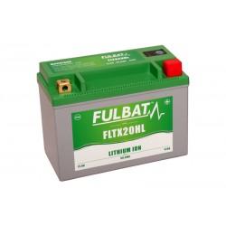 FULBAT FLTX20HL 12.8V 7.0Ah 89.6Wh 420A Lithium Ion akumuliatorius