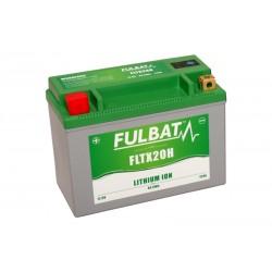 FULBAT FLTX20H 12.8V 7.0Ah 89.6Wh 420A Lithium Ion akumuliatorius