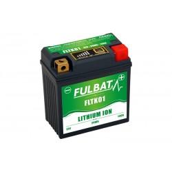 FULBAT FLTK01 12.8V 2.0Ah 25.6Wh 140A Lithium Ion akumuliatorius