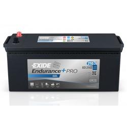 EXIDE Endurance Pro GEL ED2103 210Ah battery