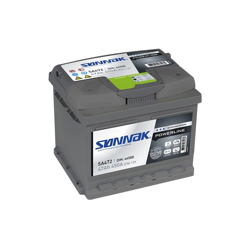 SONNAK SA472 47Ah battery