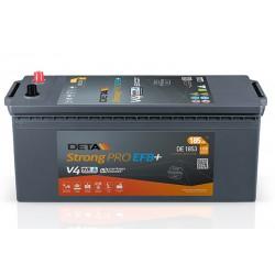 DETA DE1853 185Ач аккумулятор