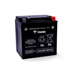 YUASA YIX30L-BS 31.6Ач (C20) аккумулятор