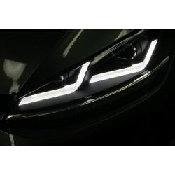Headlights OSRAM LEDHL103-BK LHD (2 pcs.) VW Golf VII