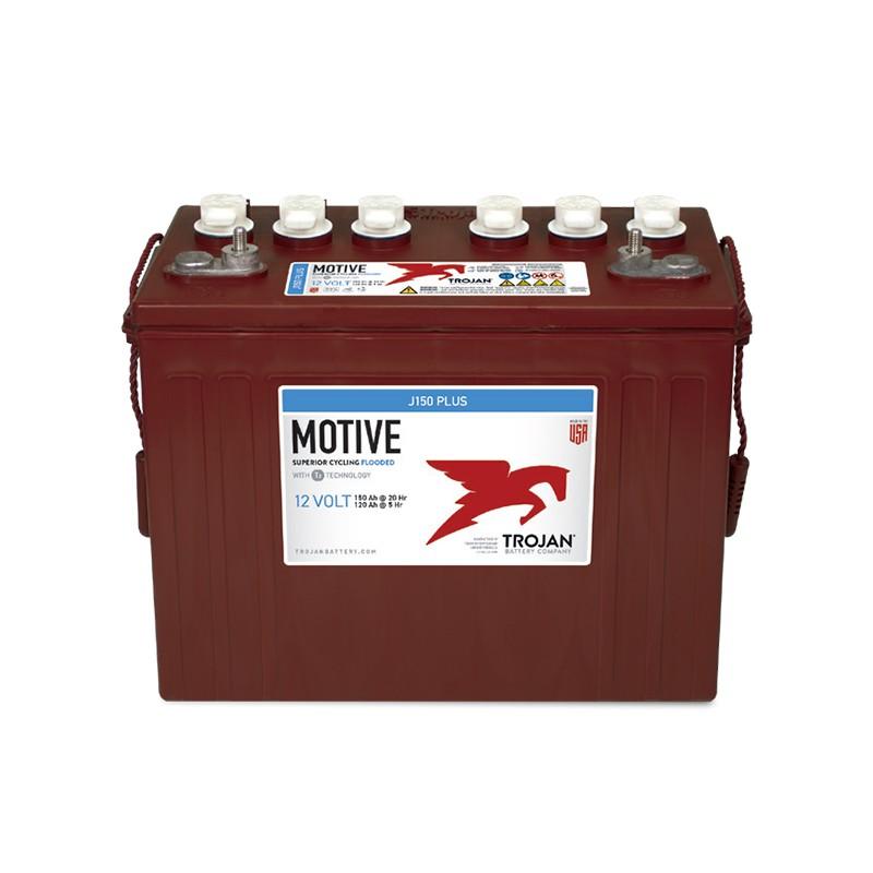 TROJAN J150 PLUS 150Ah deep cycle battery