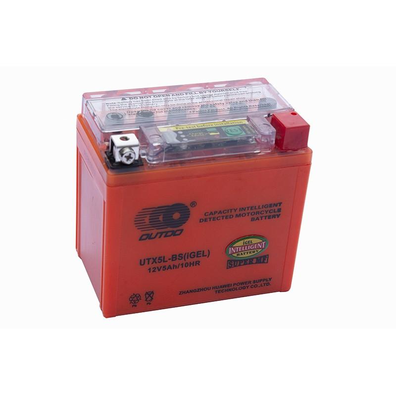 OUTDO (HUAWEI) YTX5L-BS (i*-GEL) 5Ah battery