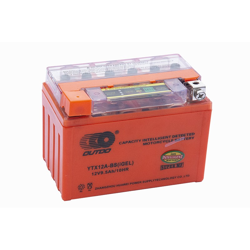 OUTDO (HUAWEI) YTX12A-BS (i*-GEL) 9.5Ач аккумулятор