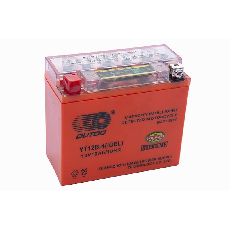 OUTDO (HUAWEI) YT12B-4 (i*-GEL) 10Ah battery