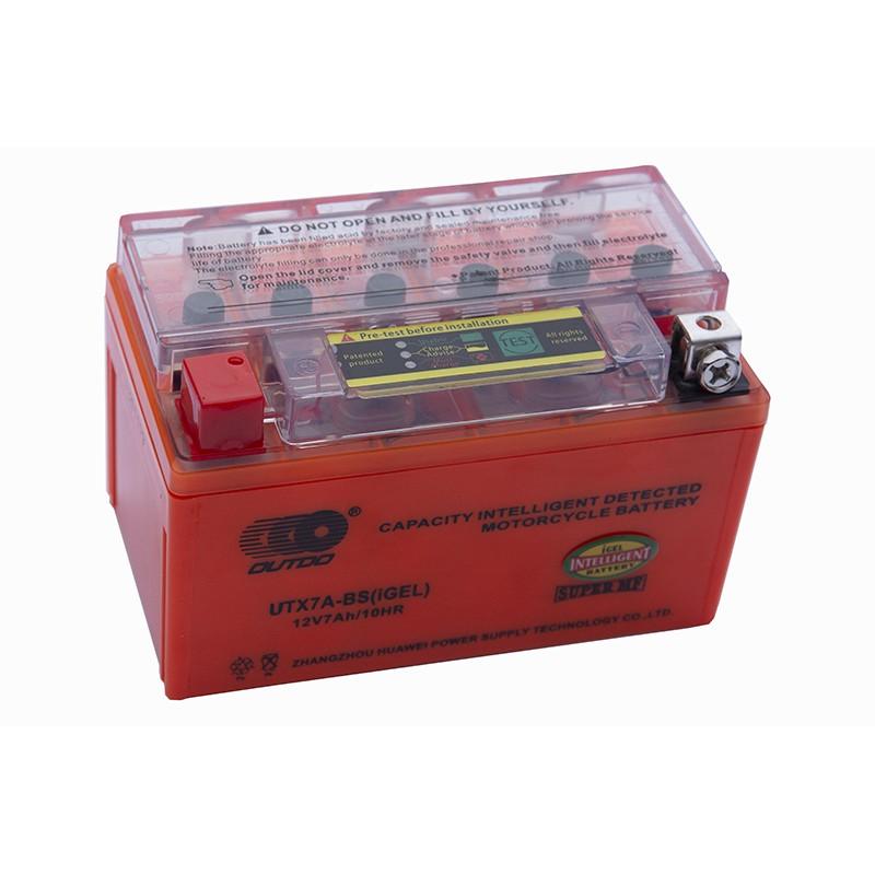 OUTDO (HUAWEI) YTX7A-BS (i*-GEL) 7Ah battery