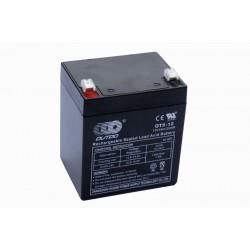OUTDO 12V 5Ah AGM VRLA battery