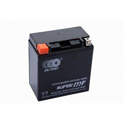 OUTDO (HUAWEI) UTX16-BS (MF) AGM 12V, 16Ah akumuliatorius