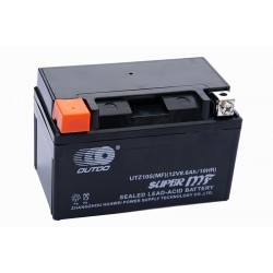 OUTDO (HUAWEI) YTZ10S (MF) AGM 12V, 8.6Ah akumuliatorius