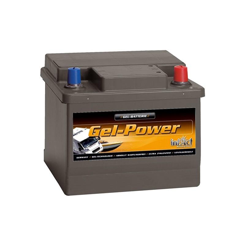 intAct GEL-40B 40Ah battery