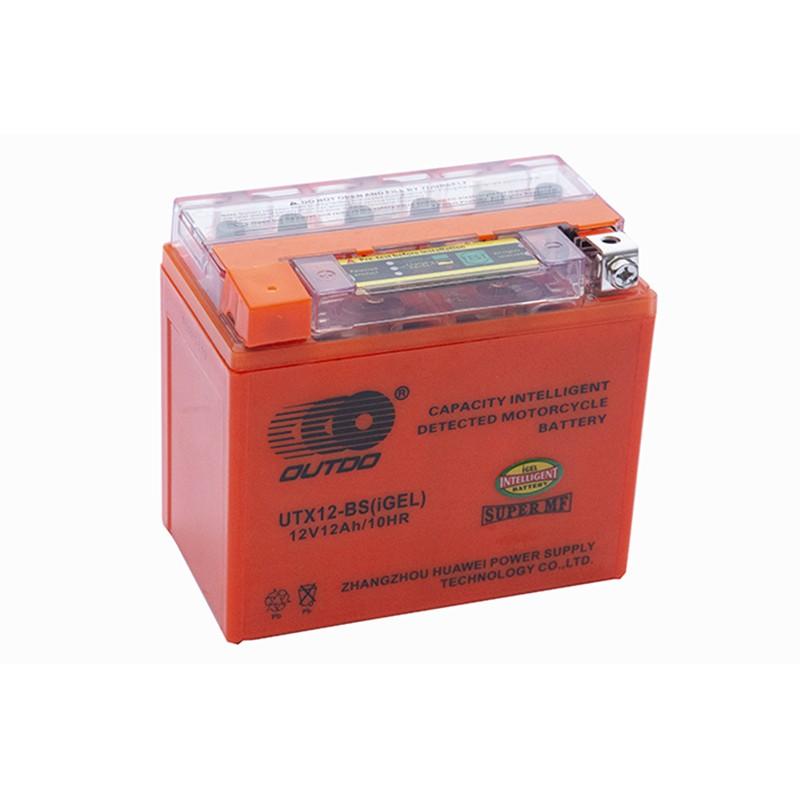 OUTDO (HUAWEI) YTX12-BS (i*-GEL) 10Ah battery