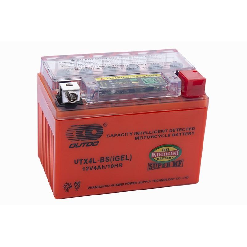 OUTDO (HUAWEI) YTX4L-BS (i*-GEL) 4Ah battery