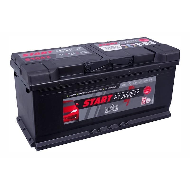 intAct 61042 (610402092) 110Ah battery