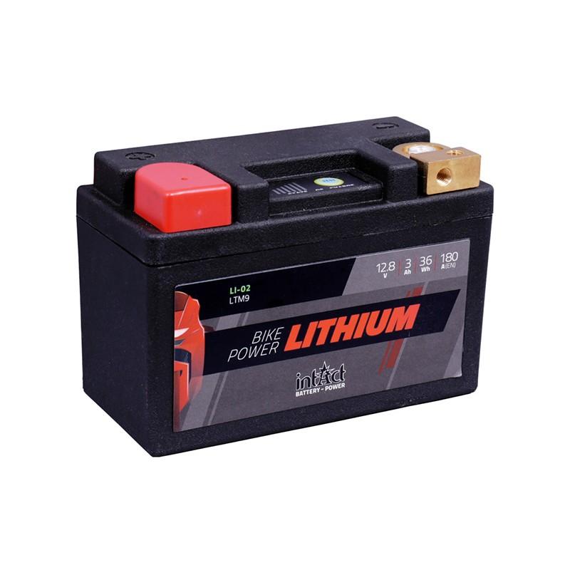 INTACT LI-02 Lithium Ion akumuliatorius