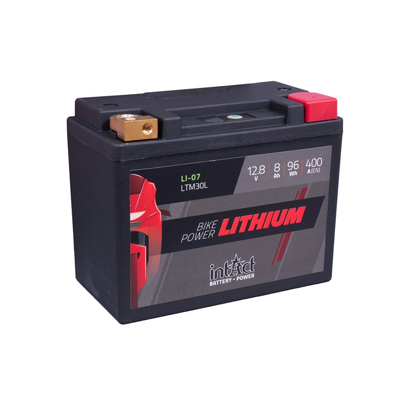 INTACT LI-07 Lithium Ion akumuliatorius