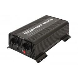 Įtampos keitiklis PSW1000-12 1000W, 12V
