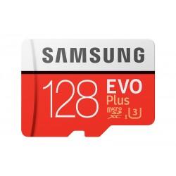 Samsung EVO+ microSDXC 128GB atminties kortelė