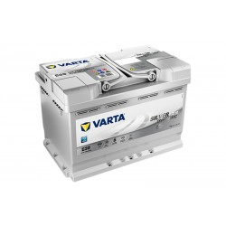 VARTA START STOP PLUS E39 (570901076) 70Ah AGM battery