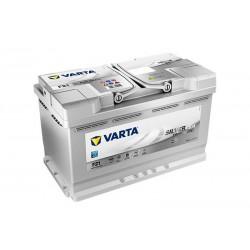 VARTA START STOP PLUS F21 (580901080) 80Ah AGM akumuliatorius