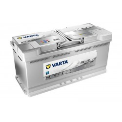 VARTA START STOP PLUS H15 (605901095) 105Ah AGM battery