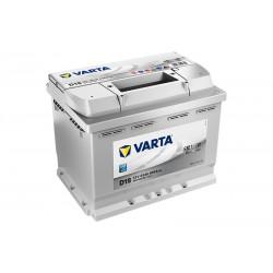 VARTA Silver Dynamic D15 (563400061) 63Ah akumuliatorius