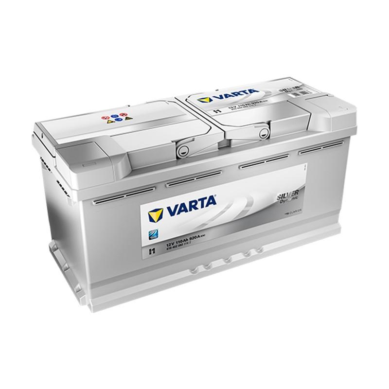 VARTA Silver Dynamic I1 (610402092) 110Ah akumuliatorius