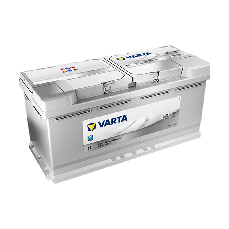VARTA Silver Dynamic I1 (610402092) 110Ah battery