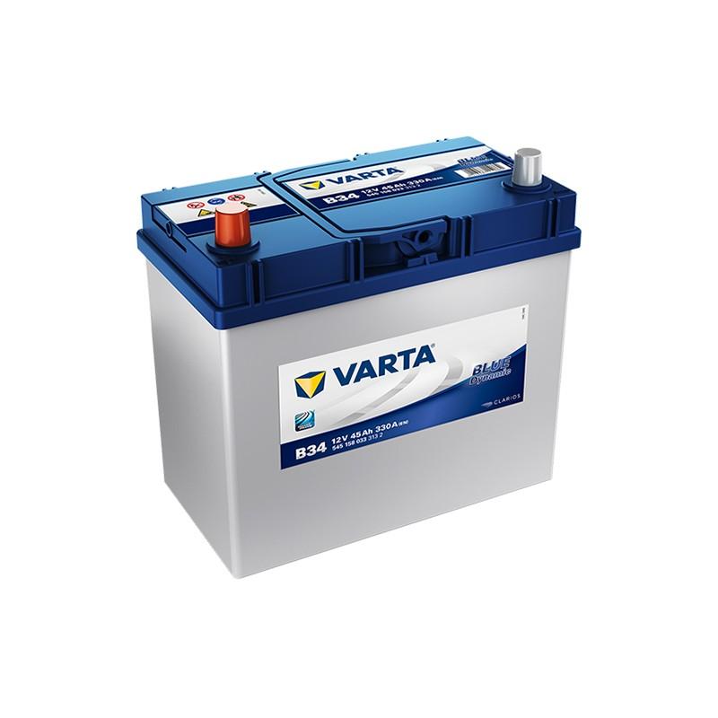VARTA Blue Dynamic B34 (545157033) 45Ah akumuliatorius