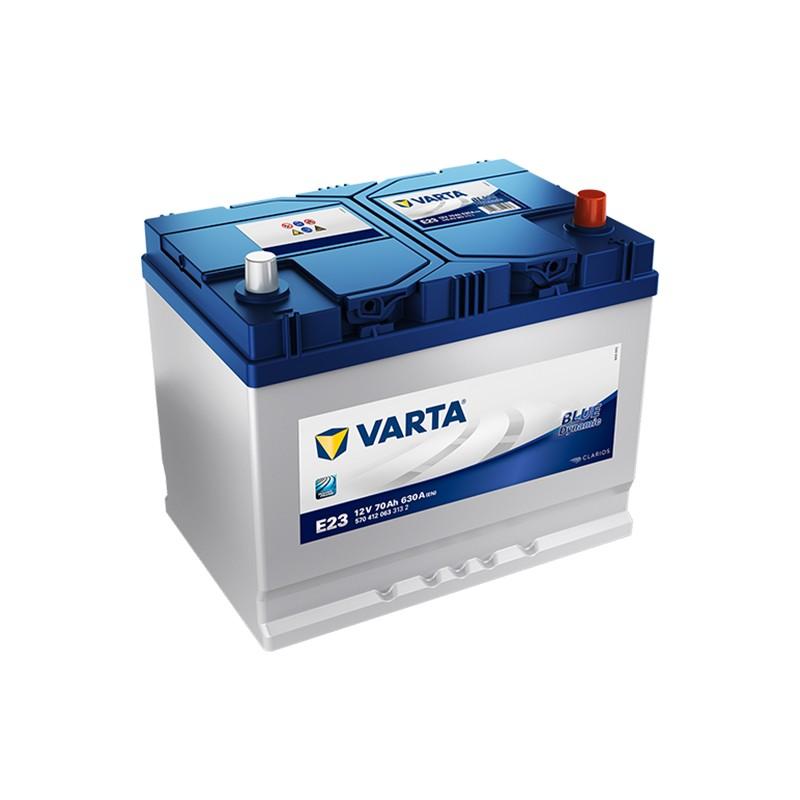 VARTA Blue Dynamic E23 (570412063) 70Ah akumuliatorius